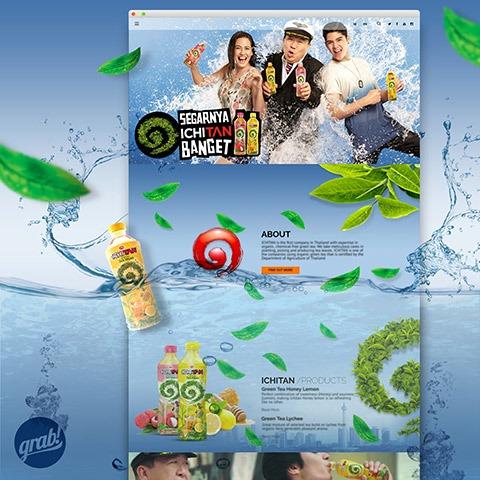 SEO Agency Minuman Ichitan
