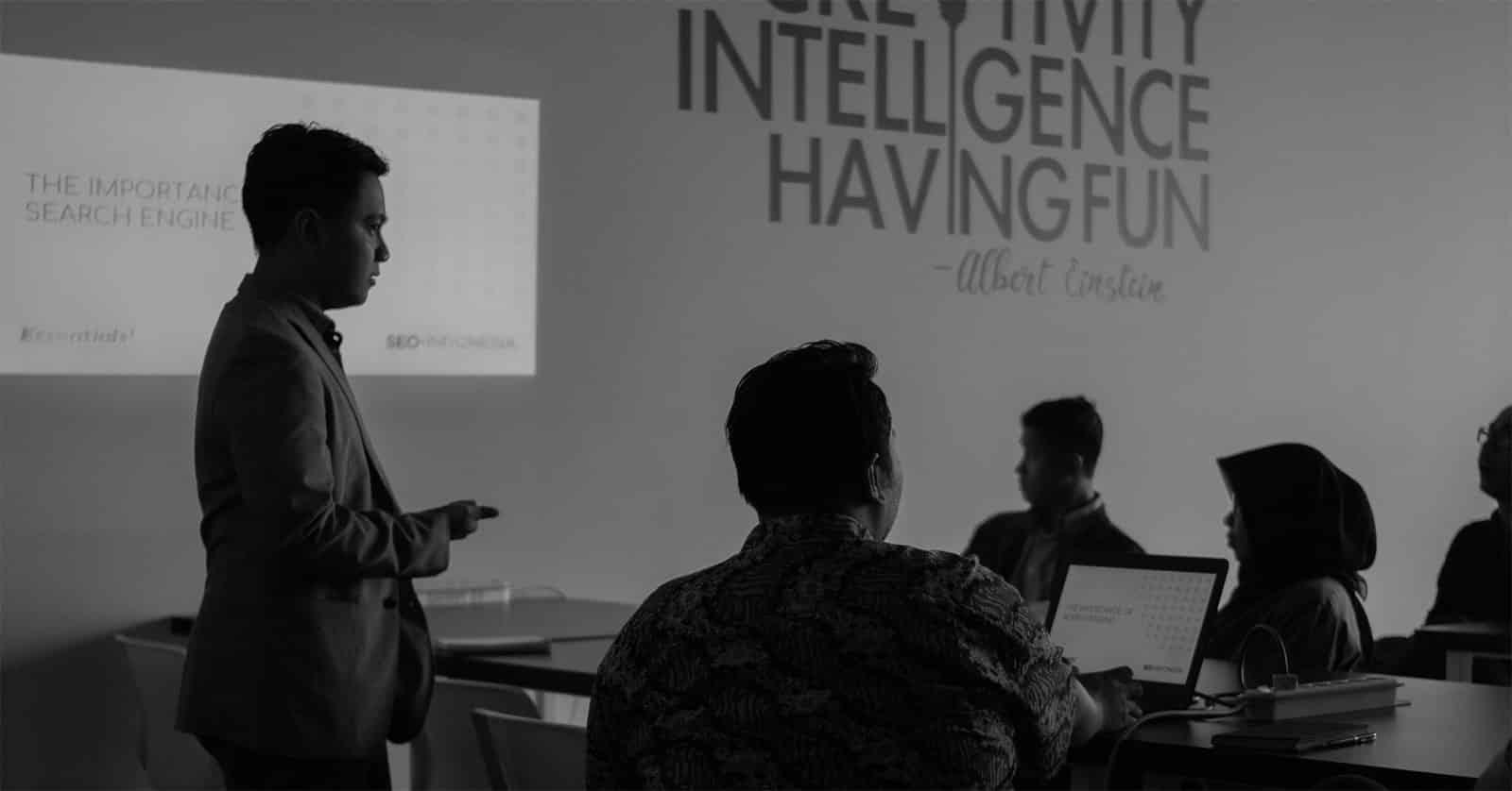 seminar seo jakarta